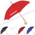 Toptan Baston Şemsiye - 8 Telli & Ahşap Saplı AD25003
