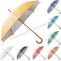 Toptan Baston Şemsiye - 8 Telli & Ahşap Saplı AD3781