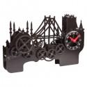 Toptan Dekoratif Saat İstanbul Boğaz Köprü Temalı AS20544