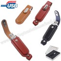 Toptan Deri Flash Bellek 4 GB AFB3310-4