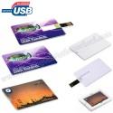 Toptan Flash Bellek 16 GB - Kredi Kartı Formunda AFB3266-16
