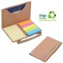 Toptan Geri Dönüşümlü Notluk - Renkli Yapışkan Notluklu AGD8319