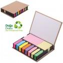 Toptan Geri Dönüşümlü Notluk Seti - Renkli Yapışkan Notluklu AGD24166