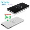 Toptan Kablosuz PowerBank 10000 mAh - 2 Çıkışlı APB3809