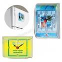 Toptan Magnetli Buzdolabı Saati ABS782