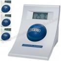 Toptan Masa Saati Termometreli Takvimli GMS230