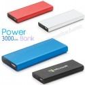 Toptan Metal PowerBank 3000 mAh APB3755