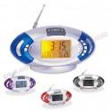 Toptan Mini Radyo Termometreli ve Takvimli GRD130
