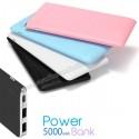 Toptan PowerBank 5000 mAh - 2 Çıkışlı APB3828