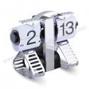 Toptan Dekoratif Robot Saat Yaprak Mekanizmalı AS20529