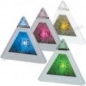 Toptan Termometreli Renk Değiştiren Masa Saati GMS241
