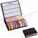 Toptan Yapışkan Notluk Seti 10 Renk Takvimli GMG4041