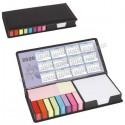 Toptan Yapışkan Notluk Seti 10 Renk Takvimli ve Notluklu AMG13205