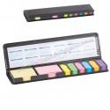 Toptan Yapışkan Notluk Seti 8 Renk Takvimli ve Notluklu AMG13207
